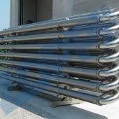 Scambiatori multitubo corrugati